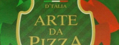 Arte da Pizza is one of JPA São João.
