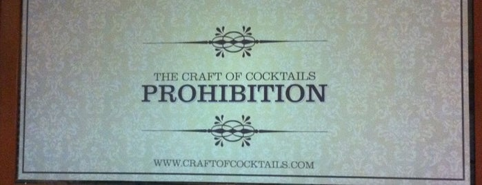Prohibition is one of Hot spots.