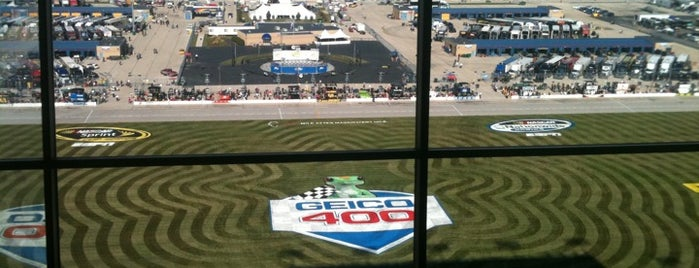 Chicagoland Speedway is one of My NASCAR.
