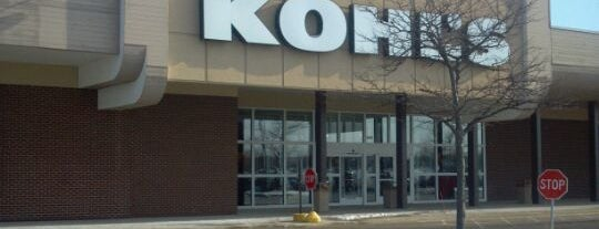 Kohl's - Closed is one of Great stores for discounts, etc.