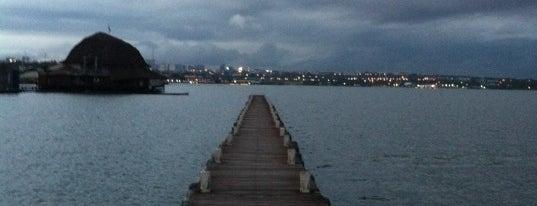 Pier is one of Tempat yang Disimpan Camila.
