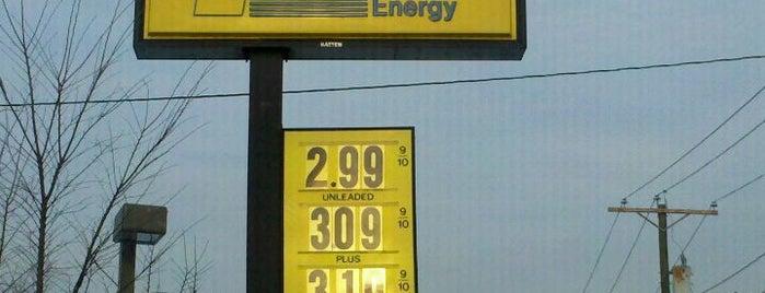 ALPrime Gas is one of Orte, die Joe gefallen.