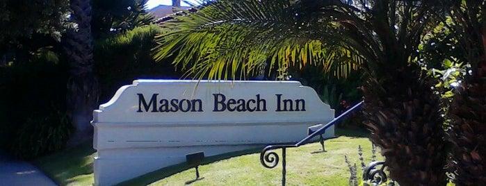 Mason Beach Inn is one of Dormindo fora.