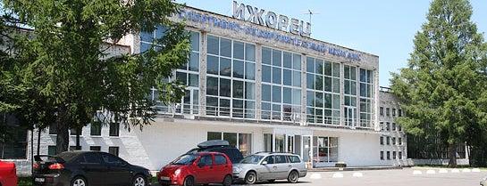 Филиал Академии ФК Зенит (Инкон) is one of Zenit Football Club: сохраненные места.