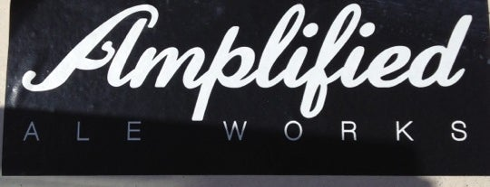 Amplified Ale Works is one of San Diego Breweries.