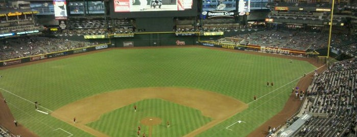 Chase Field is one of Must Do Phoenix, AZ #VisitUS.