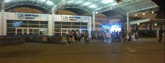 Dış Hatlar Terminal 1 is one of Antalya.