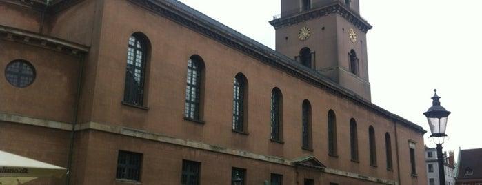 Frue Plads is one of Plaza-sightseeing i København.