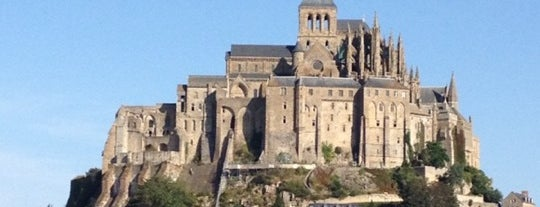 Abbaye du Mont-Saint-Michel is one of Medieval.