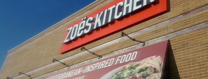 Zoës Kitchen is one of 2012-02-08.