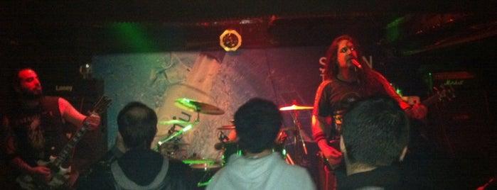 Dorock Heavy Metal Club is one of My Istanbul.