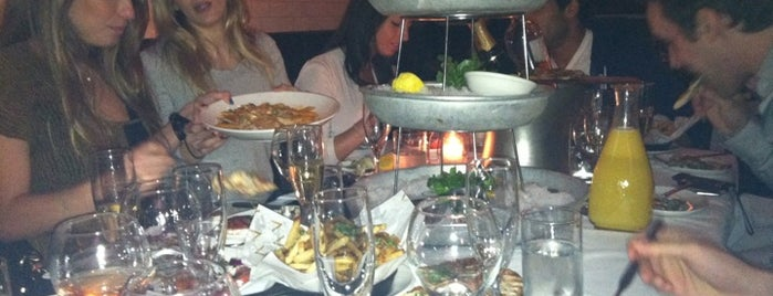Lavo is one of NYC Restaurant Week.