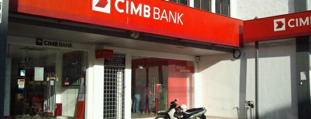 Cimb Bank is one of @Bentong, Pahang.