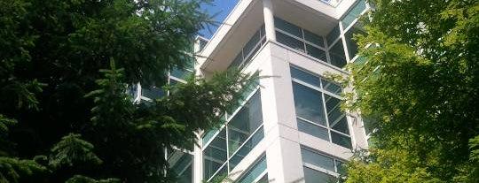 Microsoft Building 40 is one of Posti che sono piaciuti a Rita.