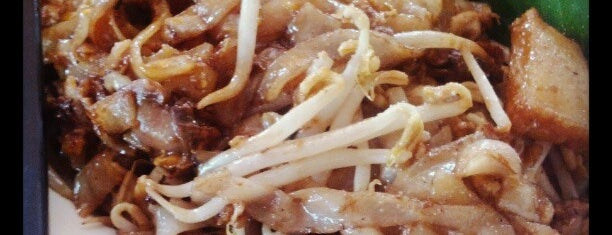 Aunty Sally Fried Kuey Teow is one of Best Food in KL/PJ.