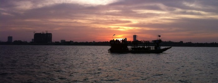 Mekong River is one of Cambodia Adventures.