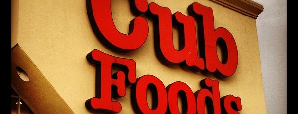 Cub Foods is one of Lugares favoritos de Bryan.