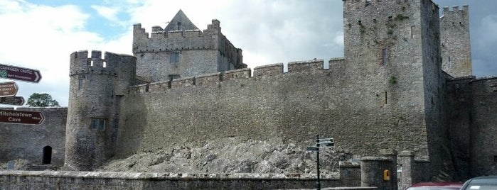 Cahir Castle is one of Ireland.