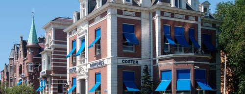 Coster Diamonds is one of Outstanding Amsterdam for backpackers.