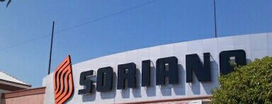 Soriana is one of Tempat yang Disukai Ed.