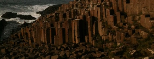 Giant's Causeway is one of Stunning Views Around the World by Nokia.