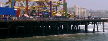 Santa Monica Pier is one of Things to do in Los Angeles.