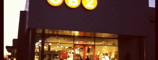 CB2 is one of Shopping.