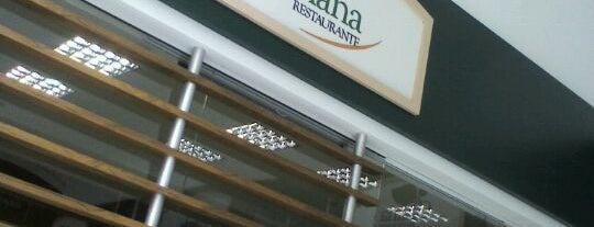 Restaurante Ohana is one of Mohamad : понравившиеся места.