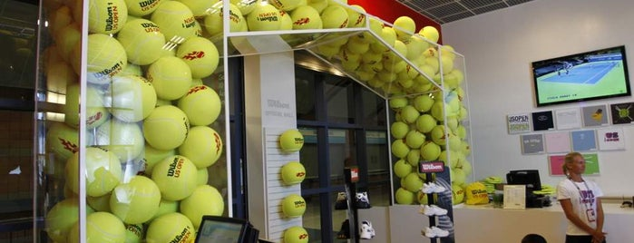 Wilson Store - US Open is one of Ultimate US Open Experience.