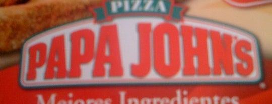 Papa John's is one of Posti che sono piaciuti a Monica.