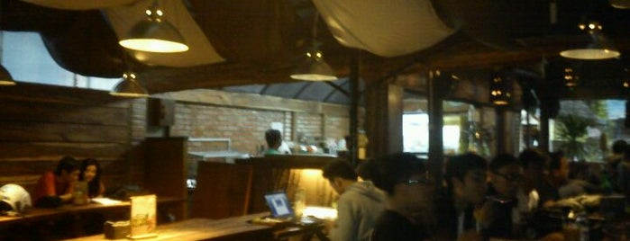Bober Cafe is one of Bandung Food Foursquare Directory.