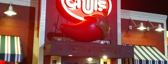 Chili's Grill & Bar is one of Lugares favoritos de Lisa.
