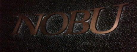 Nobu is one of DUBAI.