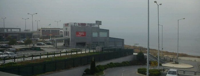 Florida Shopping Mall is one of Fitaş Pasajı.
