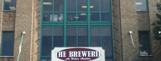 The Brewerie at Union Station is one of Cupcakes and Beer.