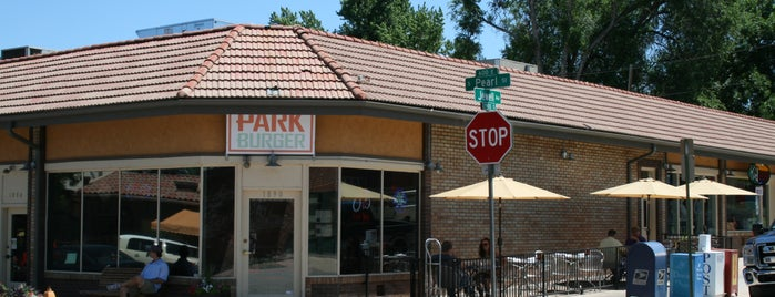 Park Burger is one of denver nothing.