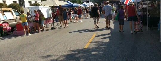 Land Of Goshen Market is one of Farmers Markets of the STL Metro Area.