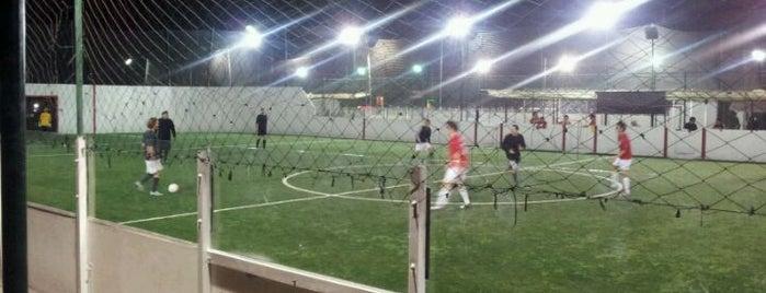 San Diego Indoor Soccer is one of Lieux sauvegardés par Omar.