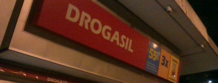 Drogasil is one of Lugares favoritos de Rafael.