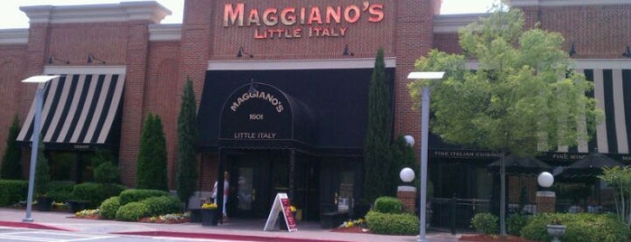 Maggiano's Little Italy is one of Best of Atlanta.