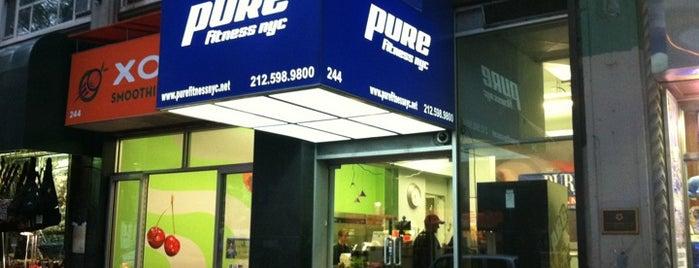 Pure Fitness NYC is one of Locais salvos de Jesse.