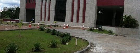 Tribunal de Contas do Estado do Amazonas (TCE/AM) is one of Locais curtidos por Marlon.