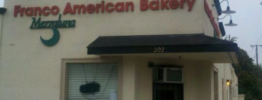 Franco-American Bakery is one of Need To Try.