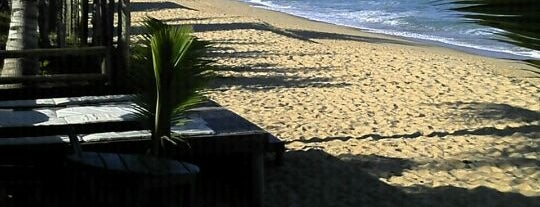 Praia do Rio Verde is one of Meus locais preferidos.