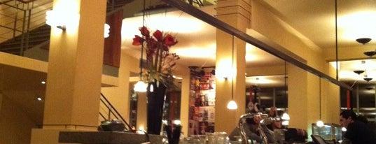Café de Jaren is one of Misset Horeca Café Top 100 2012.