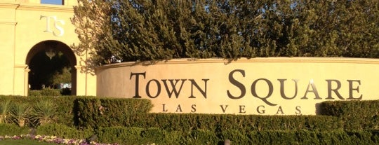Town Square is one of Las Vegas!.