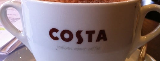 Costa Coffee is one of Favorite Food.