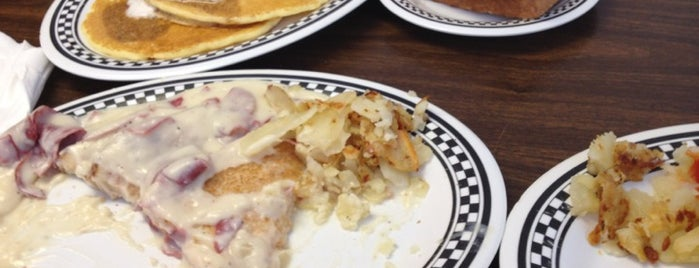 Steve's 47 Cafe is one of The Best New Jersey Diners.