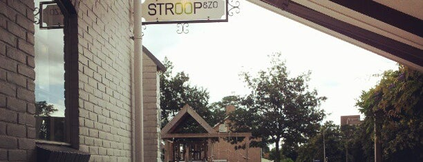 Stroop & Zo is one of Places 2 B.