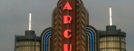 Marcus Pickerington Cinema is one of Sharese'nin Beğendiği Mekanlar.
